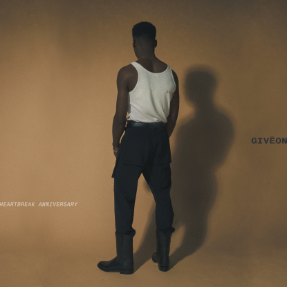 heartbreak anniversary - giveon